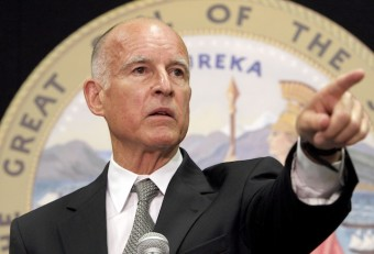 Jerry Brown: Hates Children. Loves Cover-up ... And Catholic Lawyers