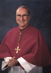 Stockton Bishop Stephen Blaire—Suddenly broke, suddenly cares
