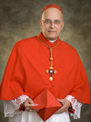 Cardinal Francis George: Loves predator priests, doesn't give a lick about safety.