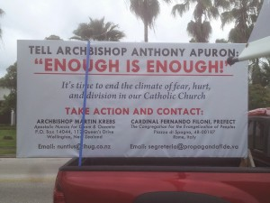 apuron sign