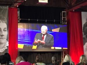 Jimmy Carter simulcast