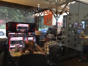 The control center