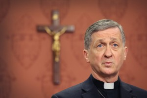 A question for Chicago Archbishop Blaise Cupich