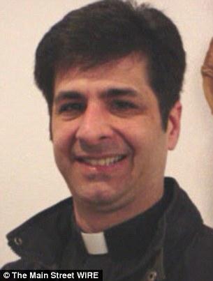 Perv Priest Fr. Peter Miqueli (not my neighbor)