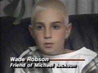 Wade Robson at age 10