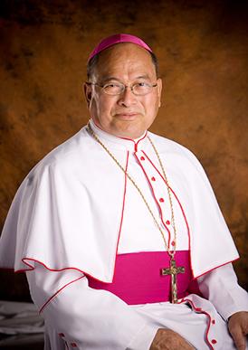 Former Guam Archbishop Anthony Apuron